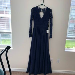 Gorgeous Lulus dress! NWT! Never been worn!